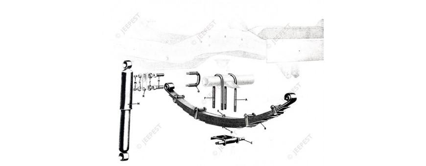 SUSPENSION M38|M38A1|CJ