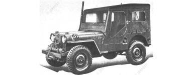 SEAT-TOP-STRAP M38|M38A1|CJ