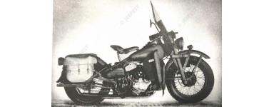HARLEY DAVIDSON WLA G-523